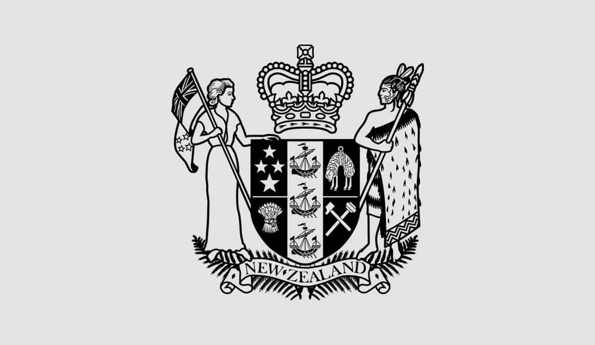 Coat Of Arms Of Nz