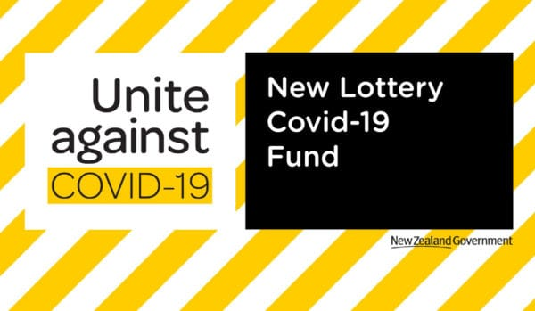 News Covid Lottery Fund